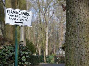Dit riant perceel bouwgrond van maar liefst 6734 m² is gelegen in het residentiële Flamincka Park. Door zijn ligging 'in het begin' van het