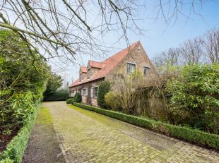 Maison à vendre                     à 8490 Varsenare