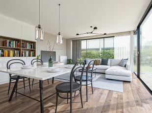 Prachtig nieuwbouw appartement in een kleinschalig project met 6 wooneenheden aan de Koning Albert-I laan. Dit appartement is gelegen op wandelafstand