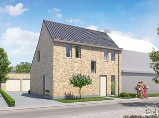 Op een rustige, doch uiterst gunstige ligging te Jabbeke treffen we deze nieuw te bouwen half-open woning met dubbele garage. Bij het bouwen van de wo