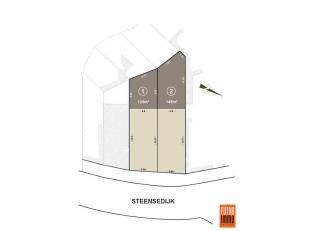 Perceel bouwgrond (voor rijwoning), ZONDER BOUWVERPLICHTING, te Oostende! LAAT HIER UW BOUWDROMEN WERKELIJKHEID WORDEN !!! Grondopp. 146m². (Foto