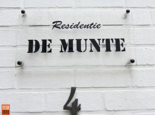 Beveiligde ondergrondse garagebox te huur - residentie De Munte - in het centrum van Brugge, nabij de Noordzandstraat - Geldmuntstraat. Prima toeganke