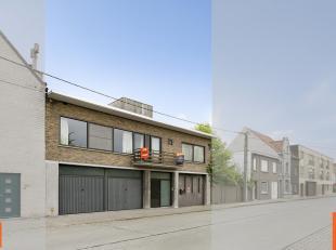 Dit handelshuis is gelegen tussen Roeselare & Rumbeke en biedt heel wat woon-werkmogelijkheden door de combinatie van een ruime woning met dubbele