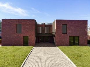 Nieuwbouwproject van 4 kwaliteitsvolle appartementen met staanplaats en berging.<br /> <br /> Appartement 4: <br /> 2-slaapkamer appartement van maar