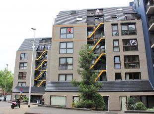 Gerenoveerd en centraal gelegen appartement met 2 slaapkamers.Het appartement is gelegen op de 4de verdieping van residentie Zavelplein en het gebouw