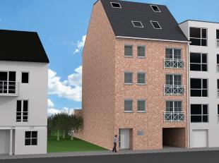 """Luxueus nieuwbouw appartement gelegen op de 4e en 5e verdieping (lift aanwezig en komt uit in het appartement zelf!!!) in residentie """"Hilmar""""<br /> Be"""