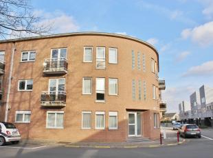 Centraal gelegen gelijkvloers appartement in het centrum van Hulst (Tessenderlo) bestaande uit: inkomhall met vestiaire, apart toilet, leefruimte met