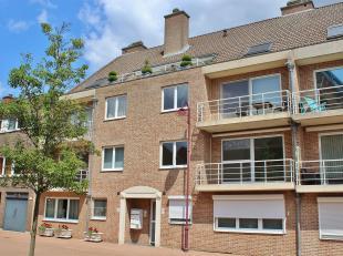 Energiezuinig, recent opgefrist en gedeeltelijk gerenoveerd appartement gelegen in het centrum van Hulst (Tessenderlo) op de eerste verdieping bestaan
