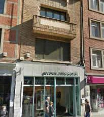 Location The building is ideally located in the best part of the commercial street of Namur and benefits from an excellent visibility. Neighbouring re