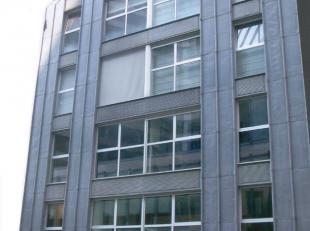 kantoren bestaande uit 4 niveaus, waaronder een is voor twee grote vergaderzalen gereserveerd.