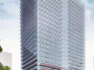 Een totaal van +/- 54.195 m² over 0 + 26 verdiepingen Prachtig entreehal op 2 verdiepingen.