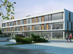Leeftijd gebouw - Nieuwbouw Specifieke kenmerken - Verhoogde vloer - Venster vloer-plafond - Eenvoudig opdeelbaar