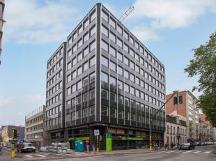 - Flexibele kantooroppervlakten - C-app: slimme diensten op de werkvloer - C-Roof: trendy topfloor met zonneterras en ontspanningsruimte - State of th