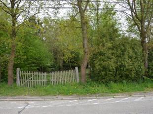 INFOS AU 019/63.27.30 - Belle parcelle à bâtir qui fait langle avec la rue Auguste Baccus et une petite ruelle. Laccès E40 se trou