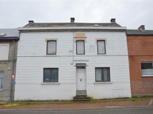 INFOS ET VISITES AU 071/14.08.91 - Faire offre àpd 80.000euro - Située dans le beau village de Souvret, sympathique maison à r&ea