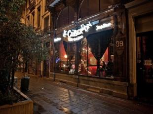 L'immobilière L.A. de NAMUR vous propose ce commerce  café-théâtre (Le Cuberdon) situé en plein cur de Bruxelles, &a