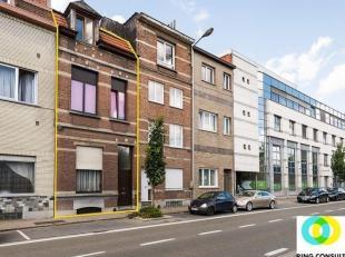 Vilvoorde: Vlakbij het Station en dus met ideale verbindingen qua openbaar vervoer naar zowel Brussel als Mechelen en Antwerpen, vindt u deze perfect