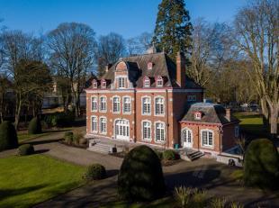 BIEN DEXCEPTION  Superbe propriété de 2 hectares idéalement située dans le centre de Gembloux, à mis chemin entre N