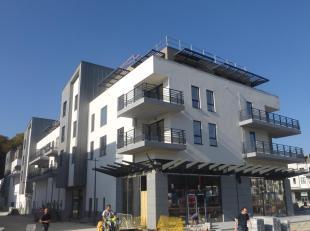 --> Appartement neuf à louer aux papeteries de Genval