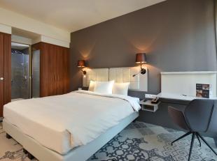 Studios à louer à partir de 1500 euro dans le magnifique complexe Martin's Hotel à Louvain-la-Neuve. Ce nouvel hotel bén&e
