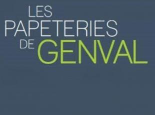 Au coeur des Papeteries de Genval, 2 emplacements de parking en sous sol sécurisés par une porte sectionnelle et télécomma