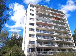Dans le quartier du Parc des Saules, à quelques minutes du centre de Wavre, spacieux et lumineux appartement de +/-m² situé au 4 i&