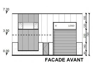 ZONING NORD DE WAVRE : Espace entrepôt de 237 m² à louer dans un projet tout neuf. disponible janvier 2020 ! Première occupat