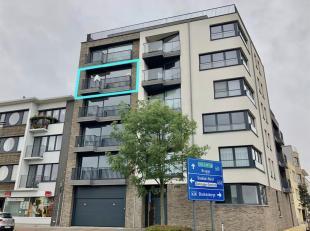 MODERN appartement met 2 slaapkamers & TERRAS in een RECENT GEBOUW (2016) centraal gelegen nabij de Zeedijk van Zeebrugge. Dit RUIM & LICHTRIJ