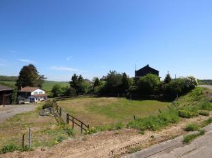 Ocquier - Parcelle de terrain en zone d'habitat à caractère rural d'une sup. de ± 2 340m². Idéal pour les amoureux de