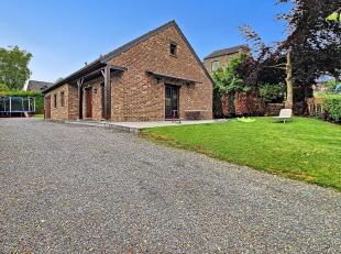 Belle maison située à Comblain-la-tour. Se compose d'un séjour, cuisine éq., 3 ch, sdb, garage, grenier de ±80m&sup