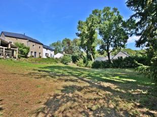 Dans le charmant village d'Ocquier, superbe parcelle de terrain de ±1185 m² en zone à bâtir. Située dans un endroit tr
