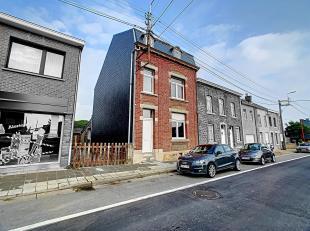 Ninane*A seulement qqes KM du centre de Beaufays, habitation 3 façades comprenant séjour, cuisine non équ. 3ch, sdb, grenier, cav