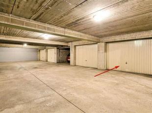 Ruime garagebox te koop nabij Hasselt centrum.<br /> Deze garagebox situeert zich in de Muggenstraat ter hoogte van de nummers 41-47, in de kelderverd