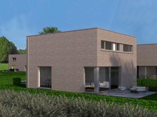 LOT 1 - CASALINA REAL ESTATE stelt te koop: residentiëel en rustig gelegen nieuw te bouwen woningen in een agrarische en bosrijke omgeving. Schoo