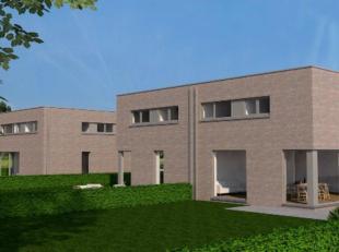 LOT 4 - CASALINA REAL ESTATE stelt te koop: residentiëel en rustig gelegen nieuw te bouwen woningen in een agrarische en bosrijke omgeving. Schoo