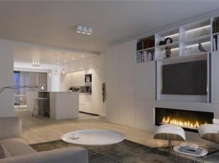 Infos et visites : Anne 0476896047 .Avenue L. Gribaumont, à deux pas de Montgomery, magnique appartement neuf au 6ième étage dans