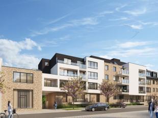 Appartement van 96 m2 dat meegroeit met de noden van de senior <br /> De prachtige architectuur van de buitenkant van deze residentie is ook doorgetro