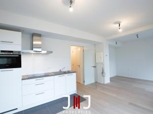 Located close to the Halles de Saint Géry in a lively neighborhood, beautiful studio in a new building.<br /> The apartment is composed as foll