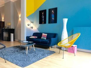 !!! COLOCATION - SHARING HOUSE !!! IXELLES (Rue Dautzenberg, 74) Première occupation en colocation! Splendide maison totalement meublé &