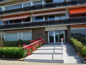 L'étude des propriétaires vous laisse découvrir cet appartement riche en lumière situé à La Louvière.