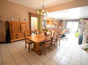 L'Étude des Propriétaires vous propose cette charmante maison sur la commune de La Louvière.Cette maison est très bien sit