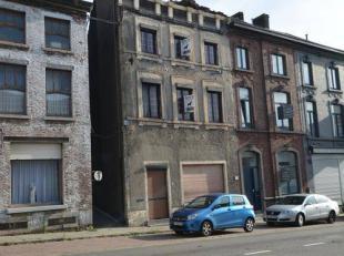 L'Etude des Propriétaires vous propose à la vente cette maison incendiée à rénover entièrement ! Idéa