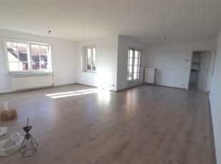 ***OPTION*** Bel appartement 3 chambres (ou 2 chambres + bureau) de ±116m² au 1er étage, situé dans un quartier résid