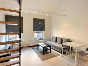 LLN, Centre-ville, à proximité immédiate de toutes les facilités, studio meublé comprenant hall d'entrée, pi