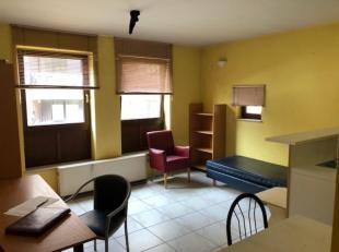 Studio comprenant pièce principale, coin cuisine et sdd avec WC. Assurance responsabilité locative : 80 euro/an.