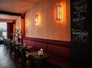 In overname - Bar Mirwaar werd begin 2018 met liefde en ambacht gerenoveerd. Het resultaat is een uniek en gezellig café met een zeer stijlvol