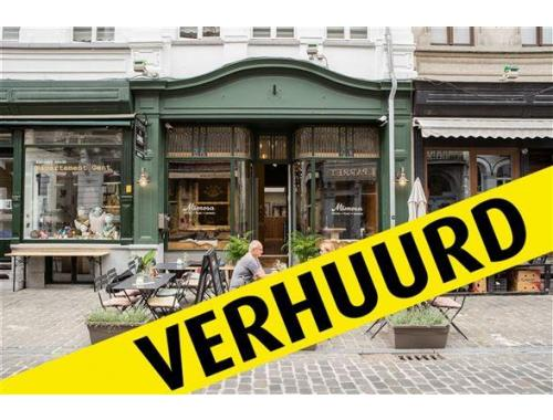 Rez-de-chaussée commercial à louer à Gent, € 2.000