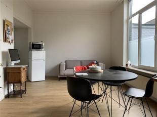 1-slaapkamer appartement vlakbij de Coupure en op wandelafstand van het historisch stadscentrum van Gent.<br /> Dit karaktervolle appartement is geleg