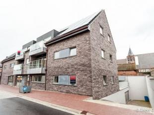 ONMIDDELLIJK BESCHIKBAAR - Deels keuze van afwerking ! Bijna-Passief, ecologisch nieuwbouw 2-slaapkamerappartement met aangename terrassen, gelegen in