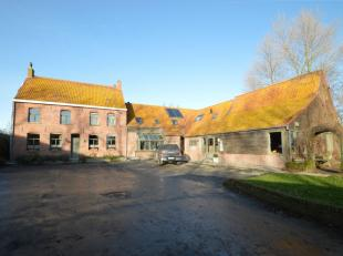 Maison à vendre                     à 8647 Lo-Reninge